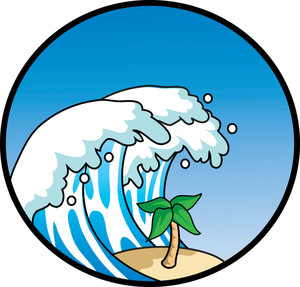 Tsunami Wave Clipart Free Clip Art Images