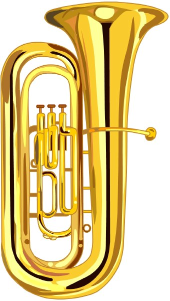 Tuba Clipart Free Clipart Images
