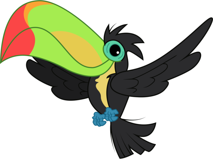 Best Toucan Clipart #19685 - Clipartion.com
