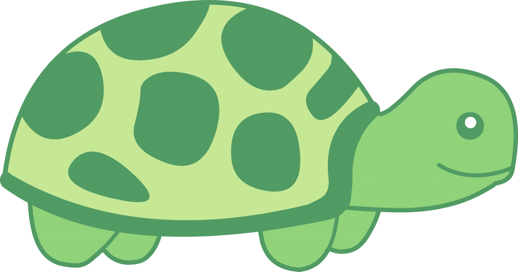 Turtle Clip Art Black And White Free Clipart Images
