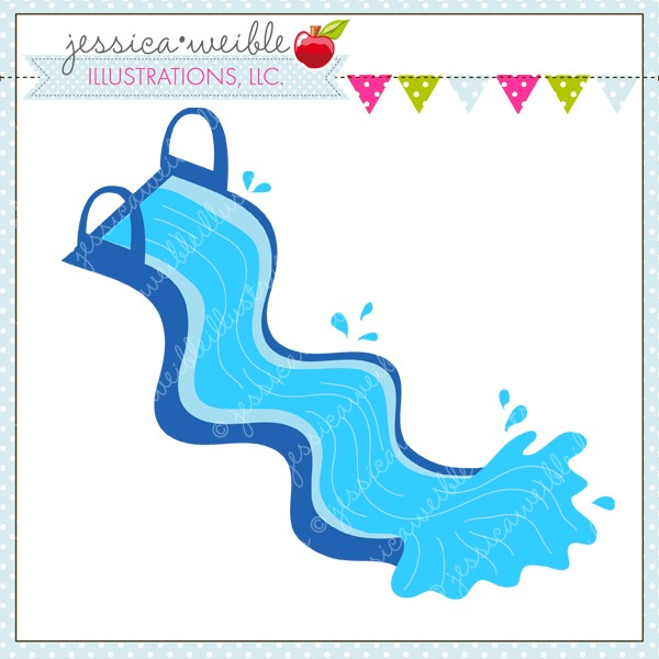 Best Water Slide Clip Art #12704 - Clipartion.com