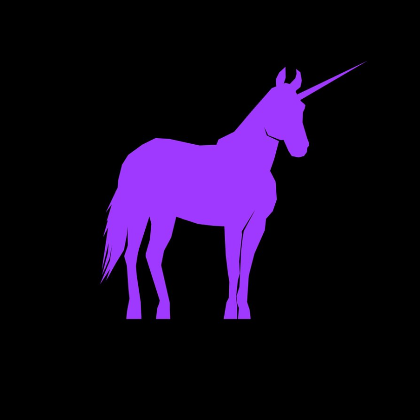Unicorn Silhouettejdarkly On Deviantart