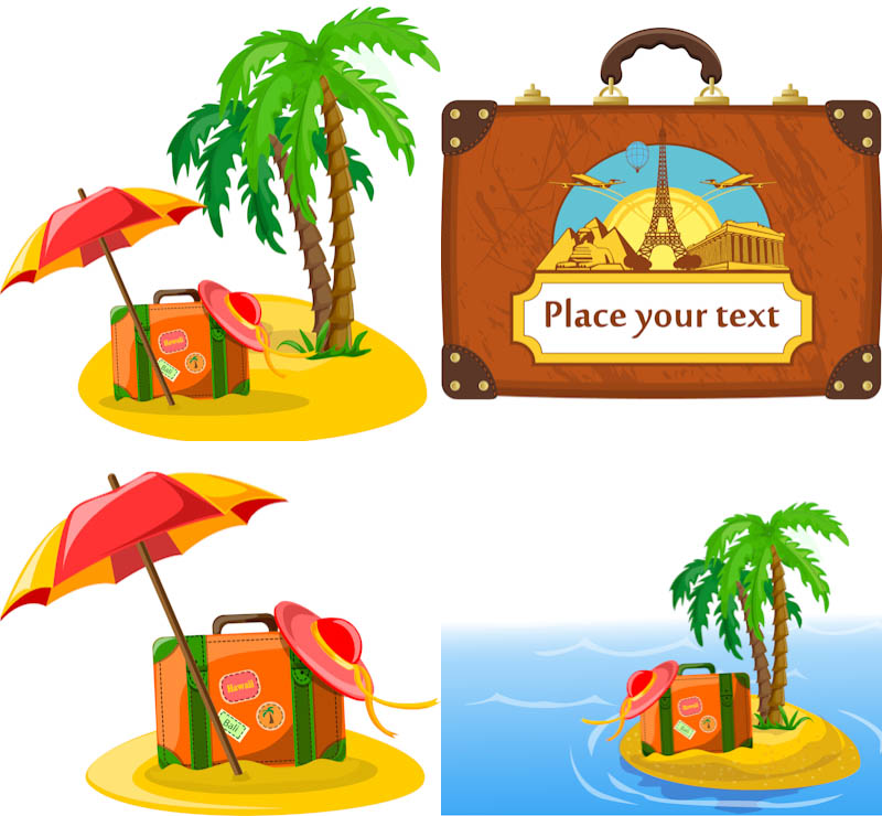 Vacation Travel Free Clipart Free Clip Art Images
