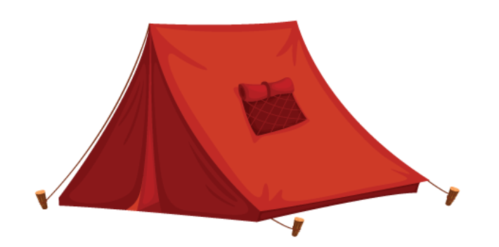 Various Objects Of Camping Tent Clipart Health And Physical