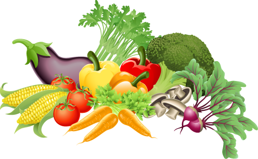 Vegetable Clip Art Border Free Free Clipart Images