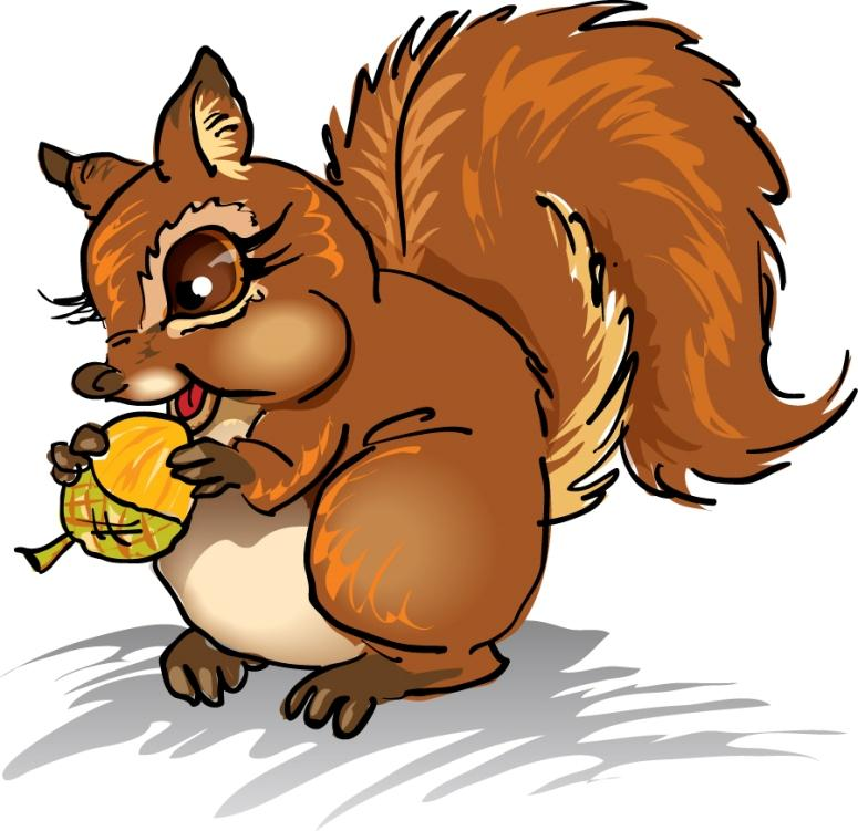 View Squirrel Clipart Free Clipart Images