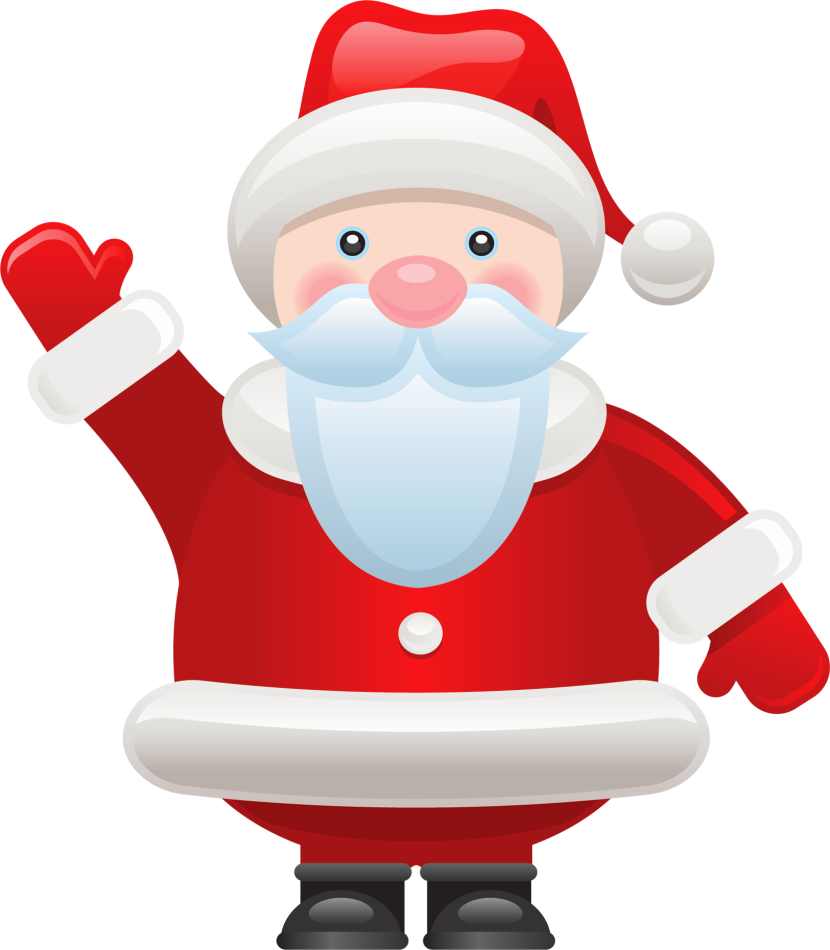 Santa clip art clipartion