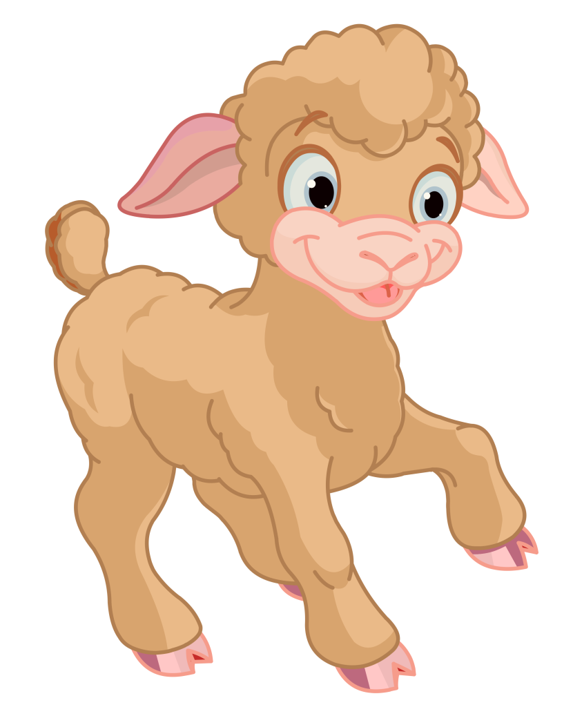 Vintage Sheep Clipart