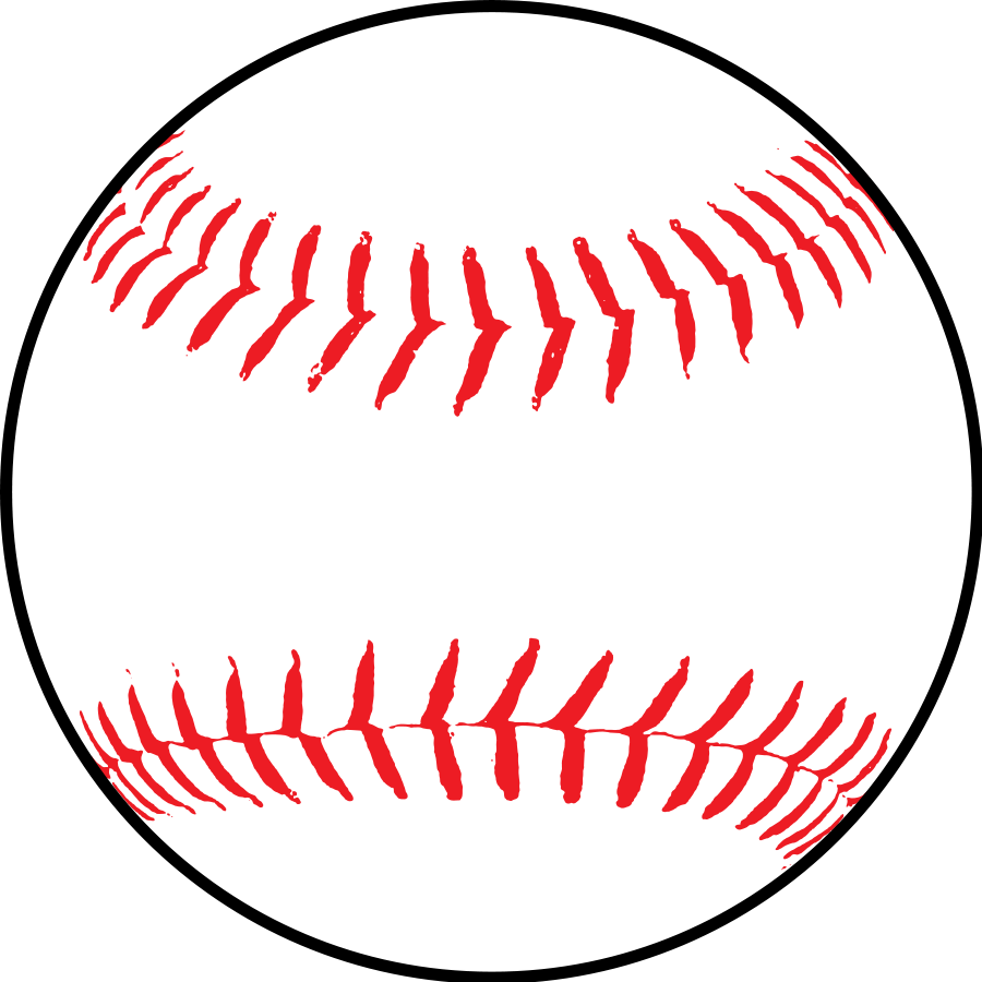 best sports balls clipart 20108 clipartion com softball clip art black and white softball clipart free download