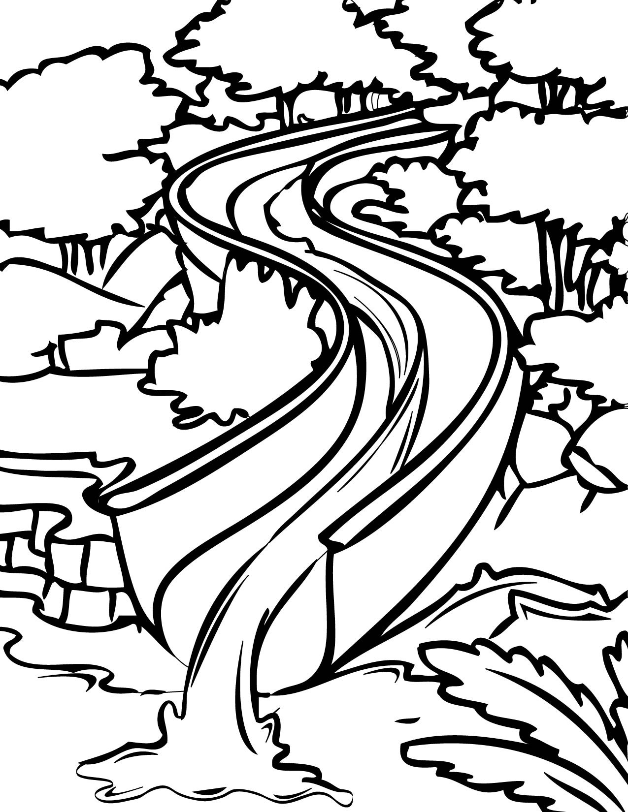 Best Water Slide Clip Art 12692