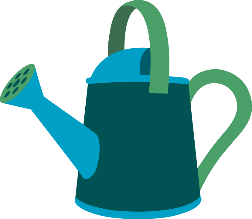 Watering Can Clip Art Free Clipart Images