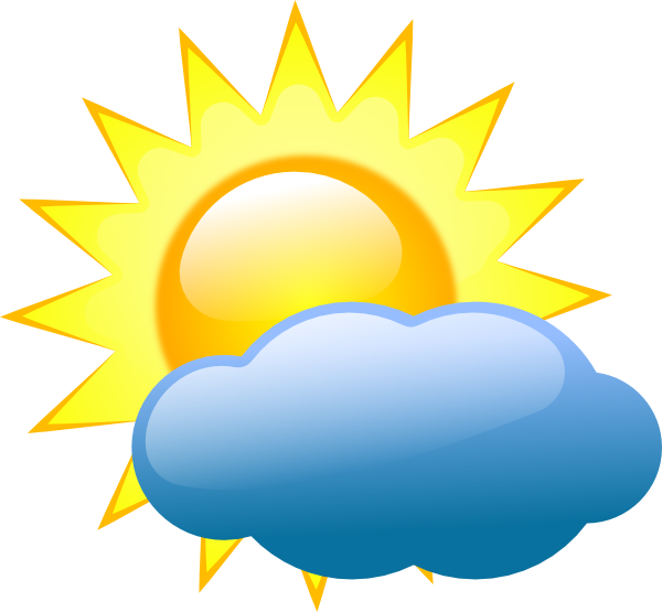 Weather Symbols Clip Art At Vector Clip Art Online