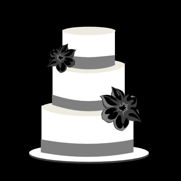 Wedding Cake Clipart Top Wedding Dresses