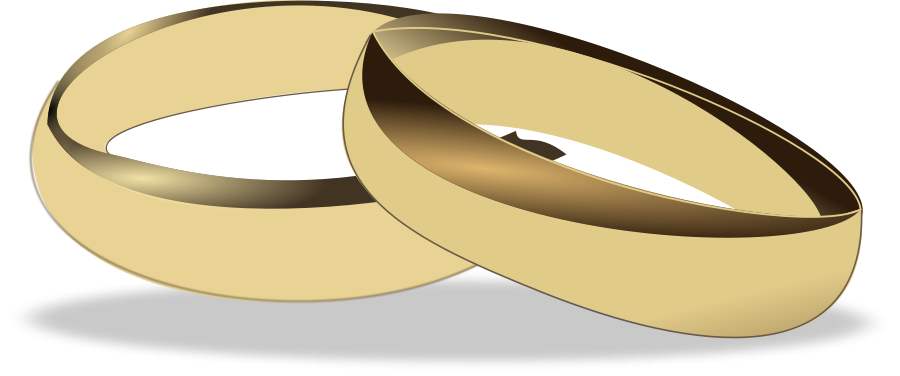 Best Wedding Ring Clipart Clipartion