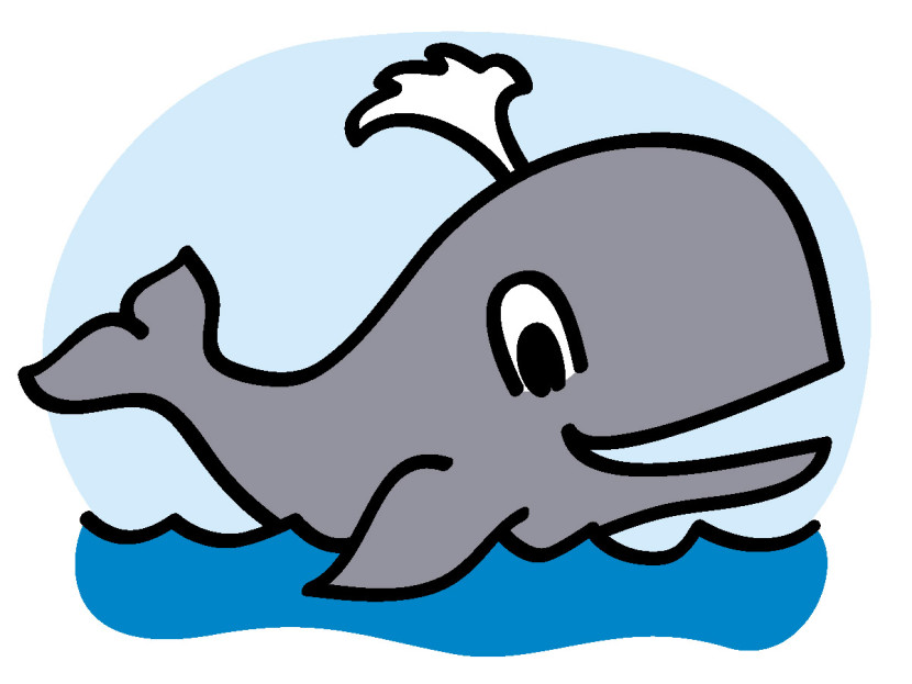 Whale Clip Art Cartoon Free Clipart Images
