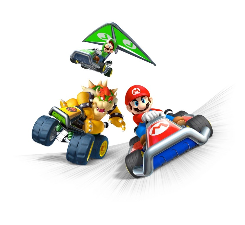 What Is The Best Mario Kart Game Vote In Our Poll