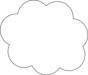 White Cloud Clipart No Background Free Clipart