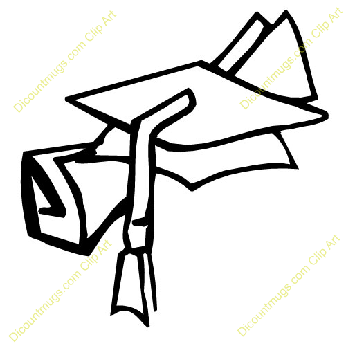 White Graduation Diploma Clipart Free Clip Art Images