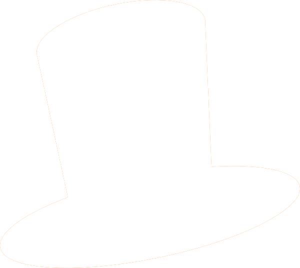 White Hat Clip Art At Vector Clip Art Online Royalty