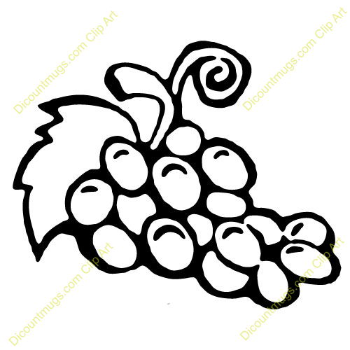 Wine Grapes Vine Free Clipart Free Clip Art Images