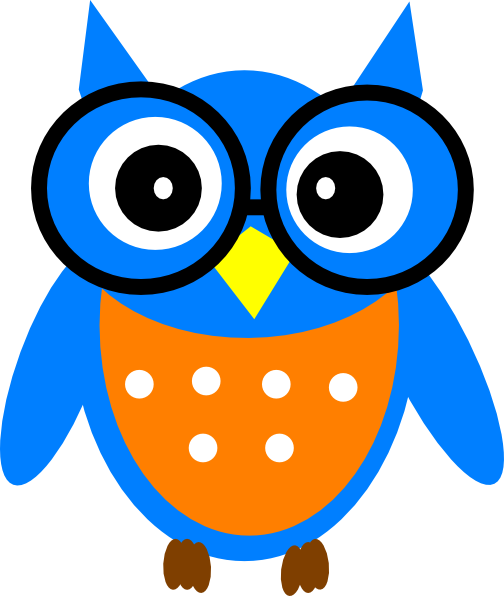 Smart Owl Clip Art - Clipartion.com