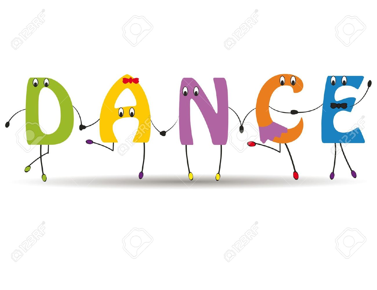 Best Kids Dancing Clipart 16312 Clipartion Com