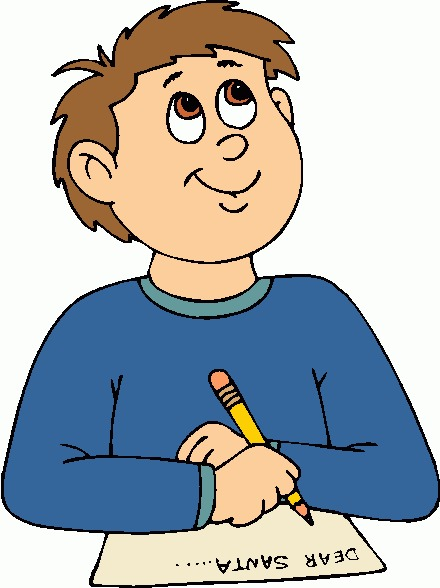 Writing Clipart 7 Clipart Kids Pedia
