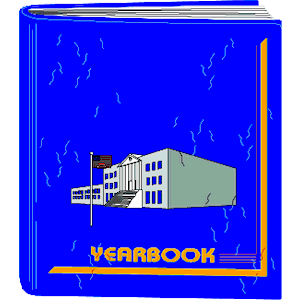 Yearbook Clipart Cliparts Of Yearbook Free Download Wmf Eps