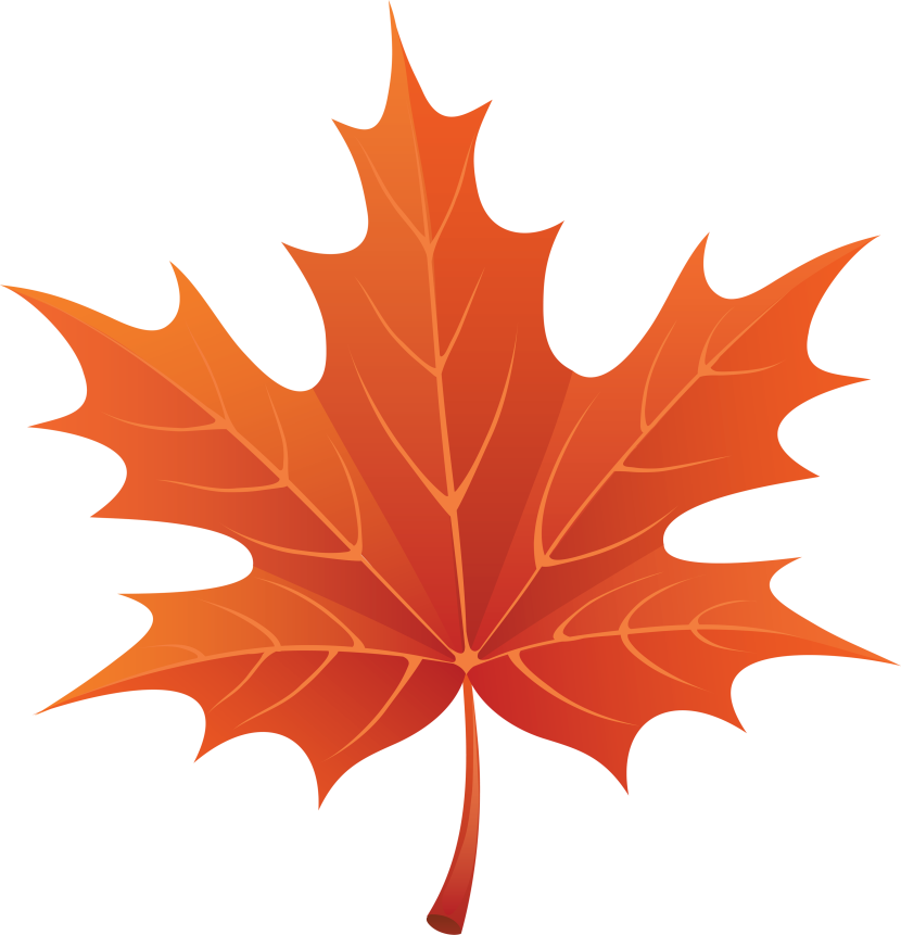 Yellow Maple Leaf Clipart Free Clip Art Images