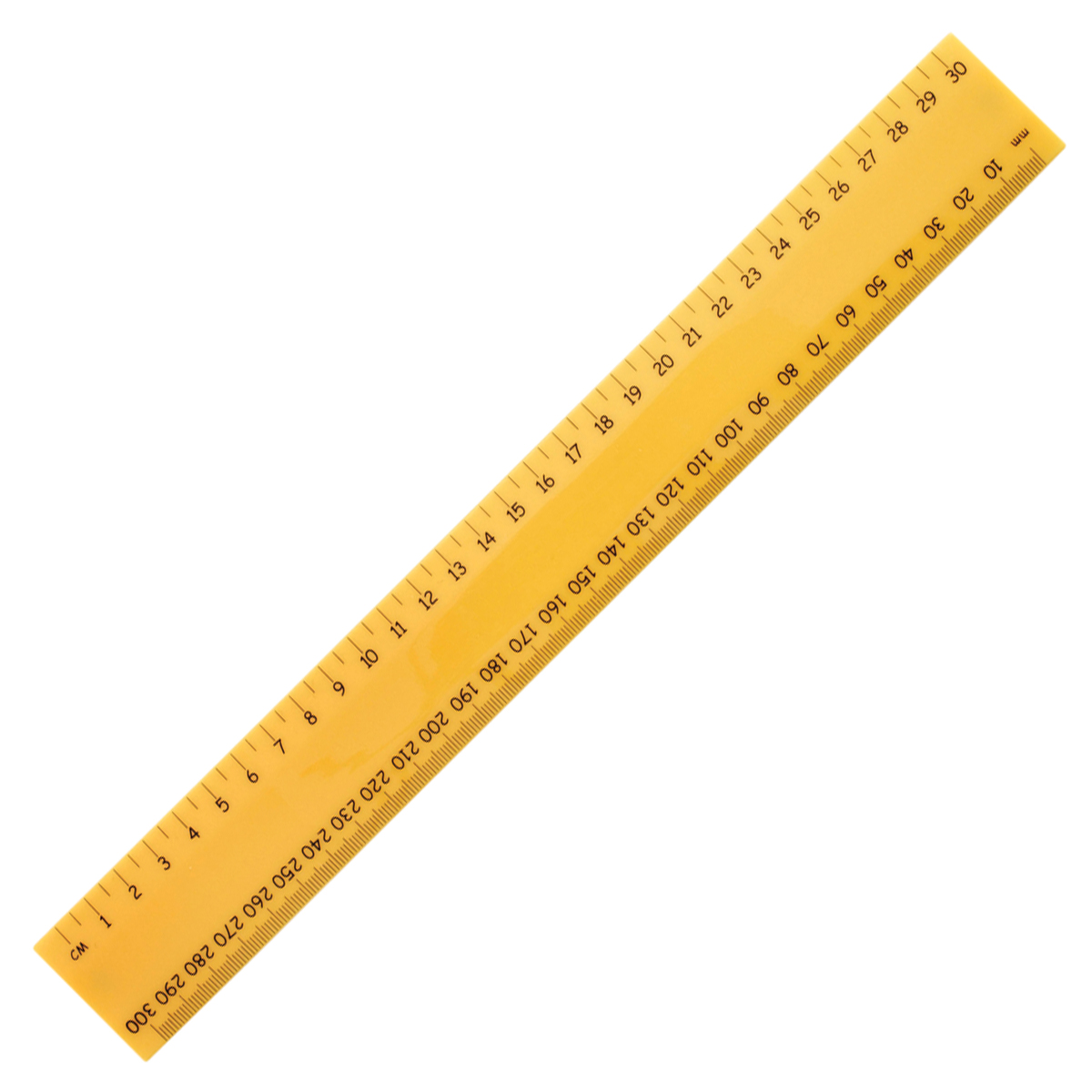 Yellow School Ruler Free Clipart Images