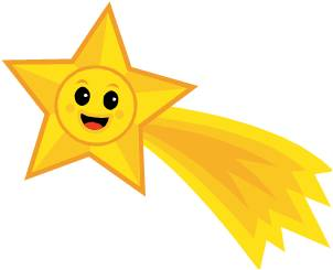 Best Shooting Star Clipart #13012 - Clipartion.com
