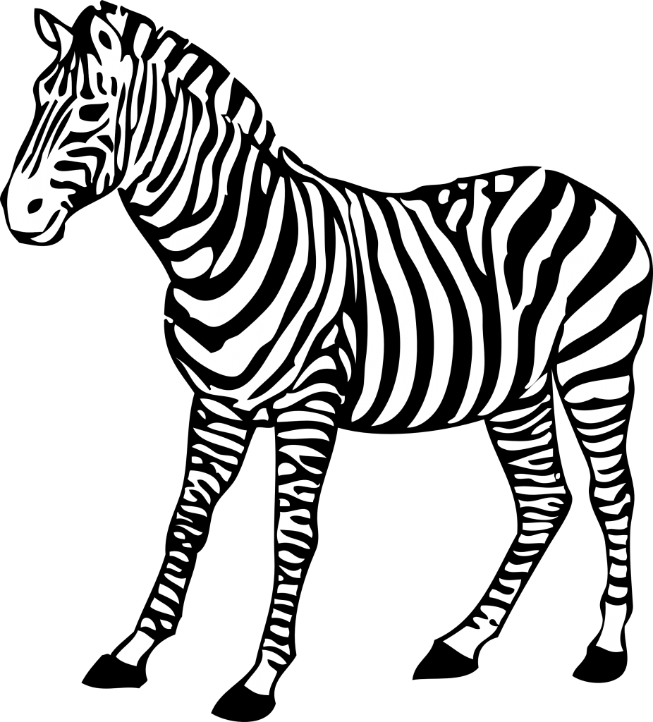 Zebra Clipart Free Clipart Images