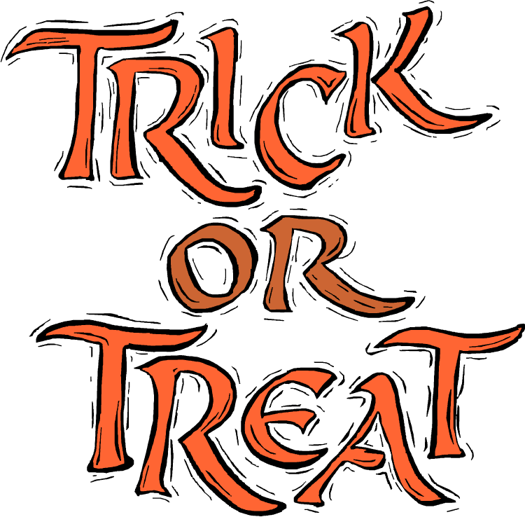 Trick Or Treat Stock