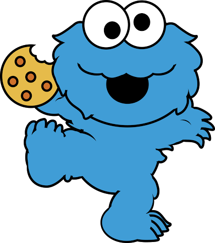 Baby Cookie Monster Clipart Free Clip Art Images