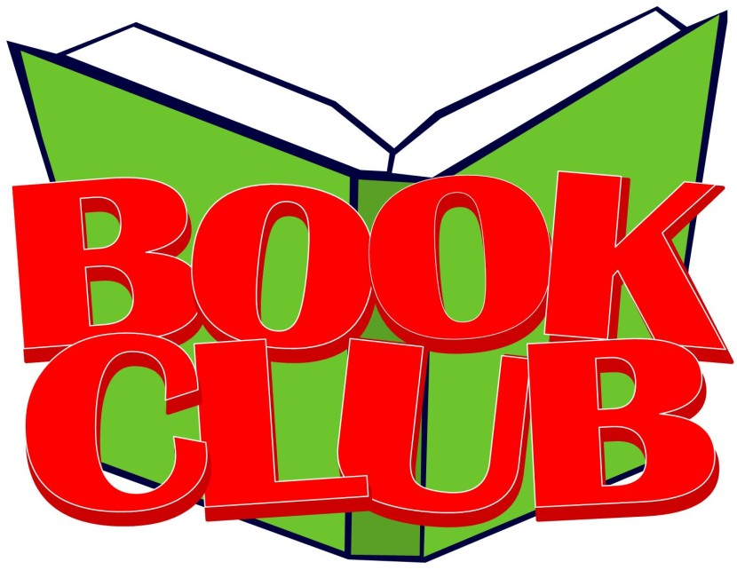 Book Club Clip Art