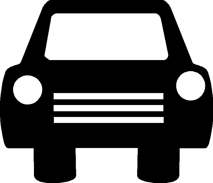 Car Clip Art Black And White Images And