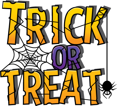Trick Or Treat Clipart - Clipartion.com