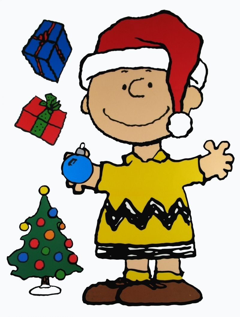 Charlie Brown Christmas Snoopy Clip Art Clip Art