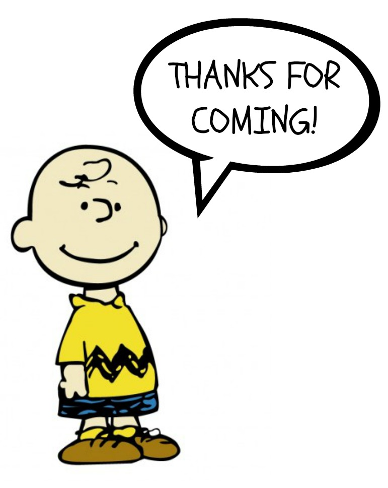 Charlie Brown Clipart