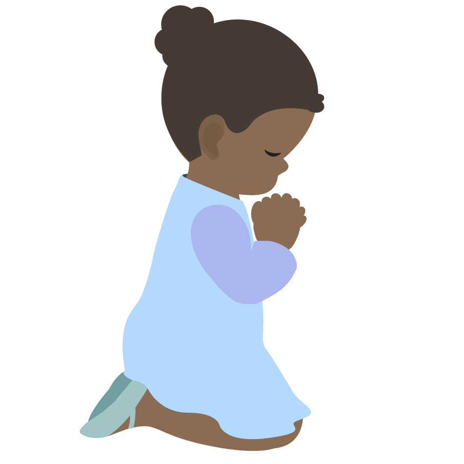 best children praying clipart 23702 clipartioncom