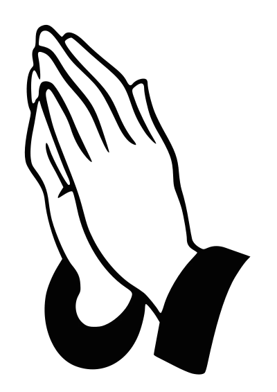 Children Praying Hands Clipart Free