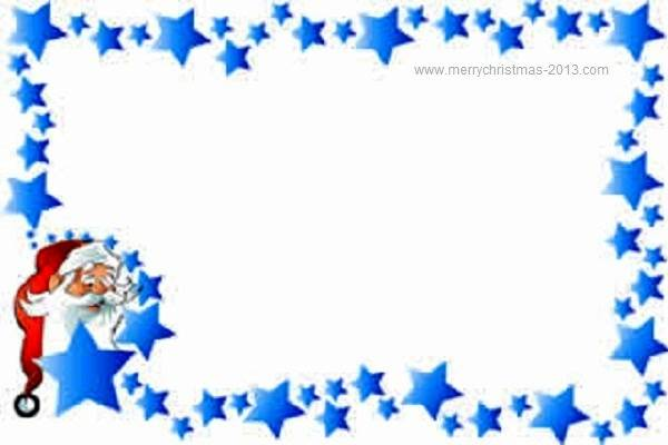 Christmas Border Clip Art Best Christmas Moment