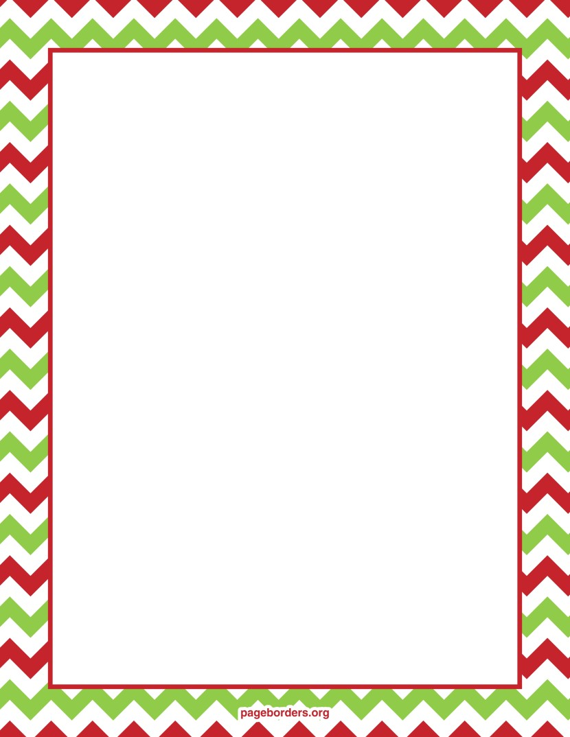 Christmas Graphics Borders
