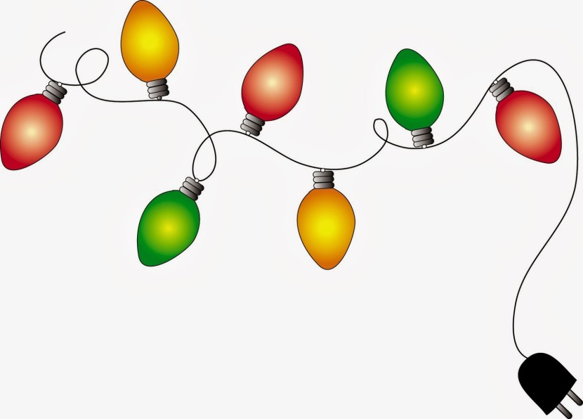 Christmas Light Clip Art Theotherspot