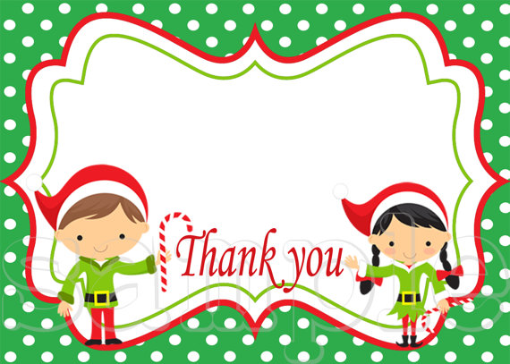 Christmas Thank You Clip Art - Clipartion.com