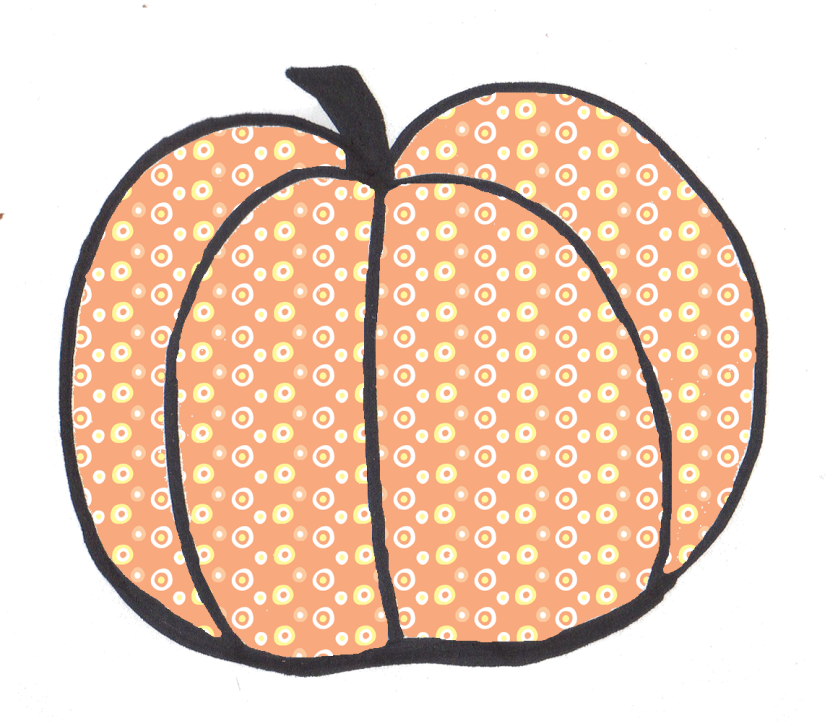 Clip Art Of Pumpkin