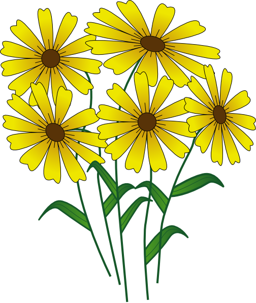Best Spring Flowers Clip Art #24116 - Clipartion.com