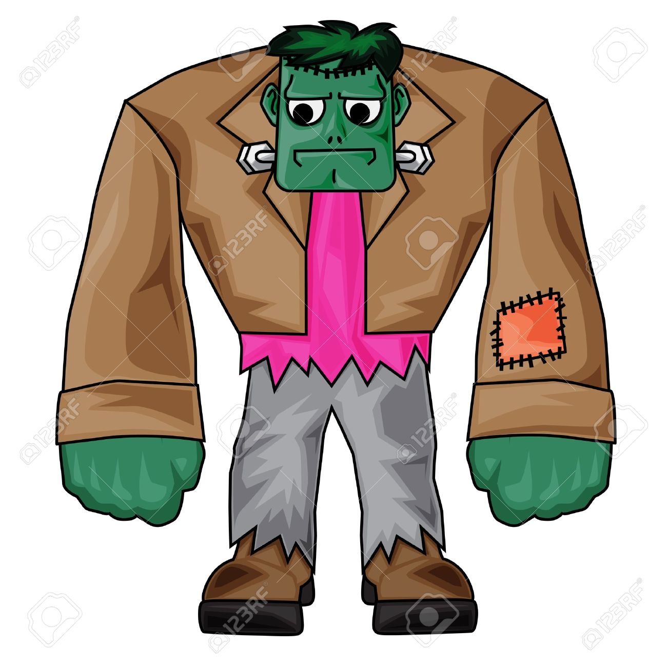 Clipart Frankenstein S Images Free Clipart