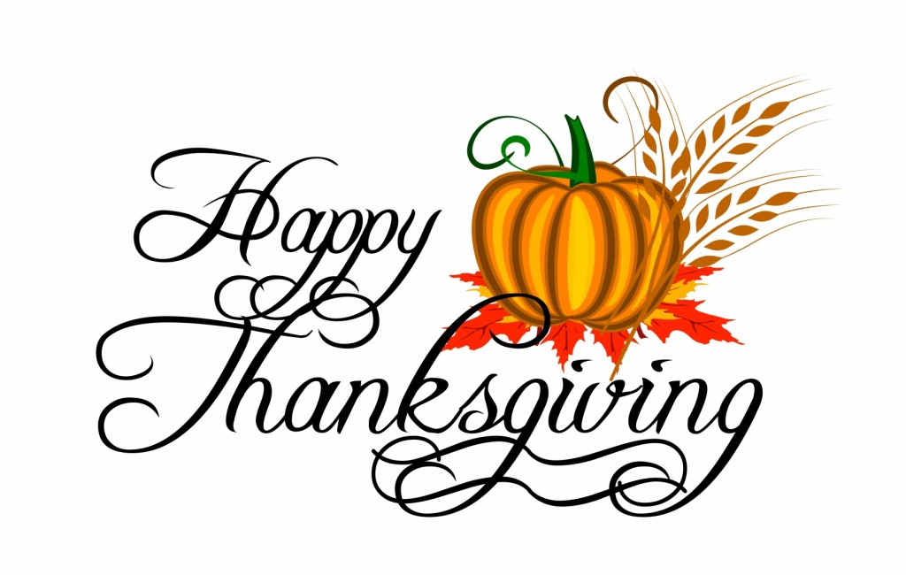 happy thanksgiving clip art - photo #50