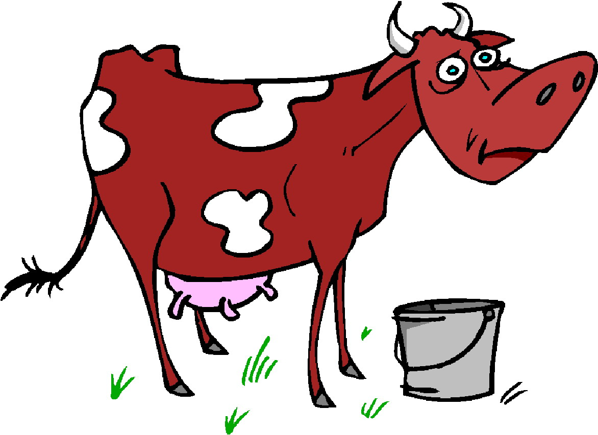 Clipart Of Cows